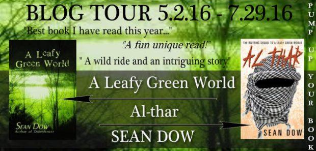 A Leafy Green World Al-thar banner