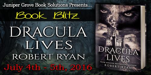 Dracula Lives Blitz Banner