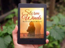 Storm Winds kindle teaser