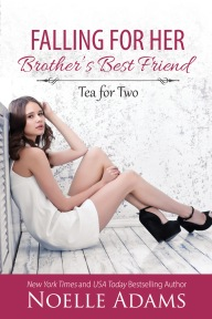 Falling for her Brother's Best Friend_Cover