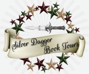 silver dagger book tours button