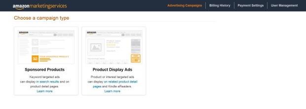 amazon ad campaign 2