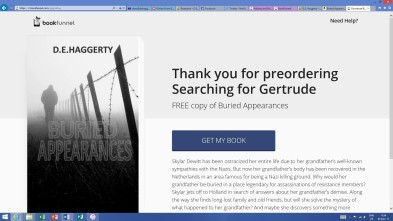 marketing preorder book funnel