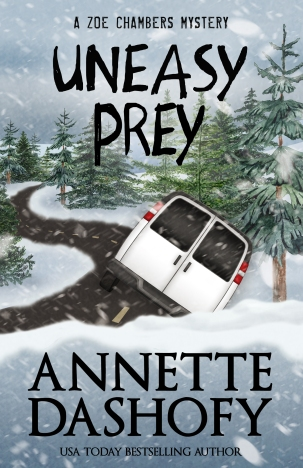 UneasyPrey cover front