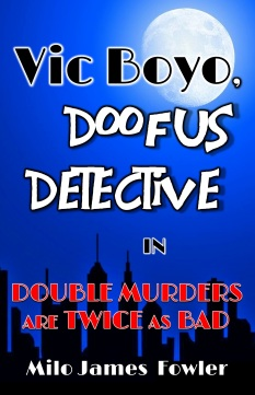 July 17 - Vic Boyo - eBook Cover