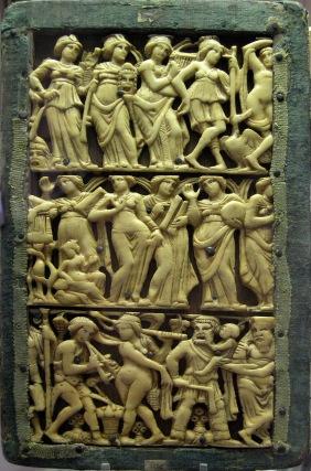 Cabinet des MŽdailles (BNF)