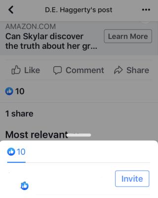 FB Ad responses 2